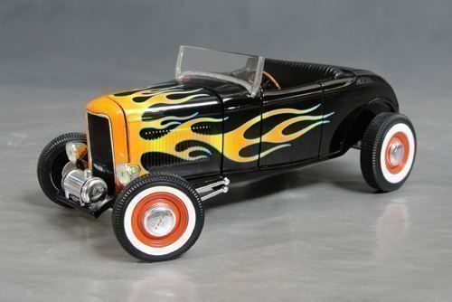 1934 FORD HOT ROD GREASE  1:18 ERTL