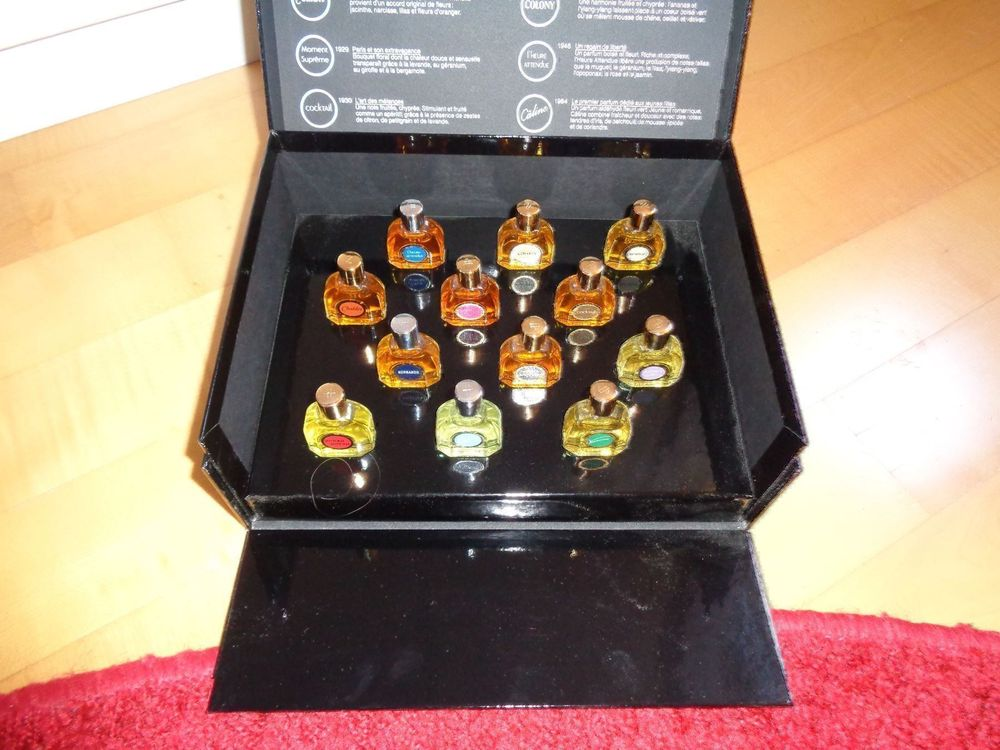 *** Parfum Collection *** 1925..1964