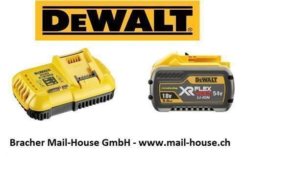DeWalt Basis-Set 54V FlexVolt Akku 9Ah