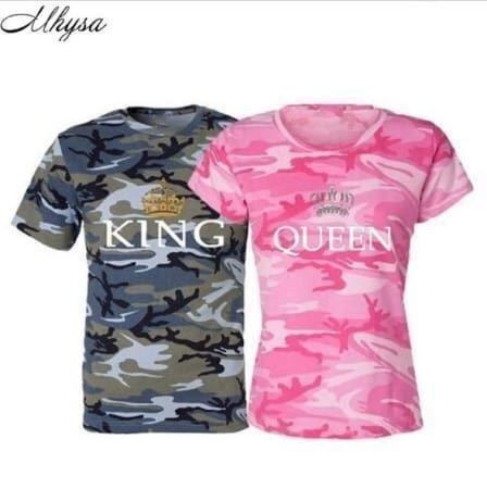 King oder Queen T-Shirt