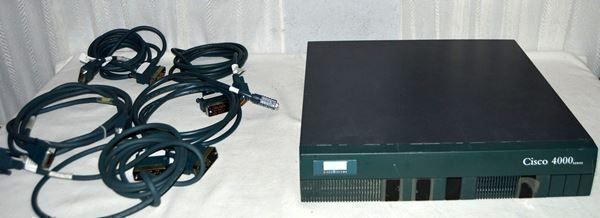 Cisco 4000 Series Router