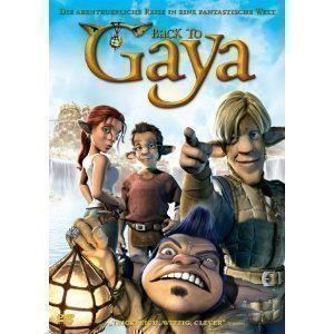 Back to Gaya In Kartonschuber(DVD)