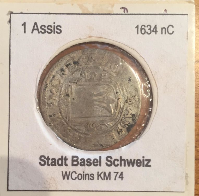 1 Assis - 1624 Stadt Basel