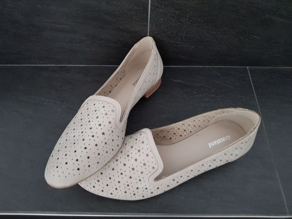 Pumps - Gr.39 - beige