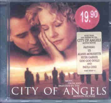 CITY OF ANGELS - Orig. Filmsoundtrack