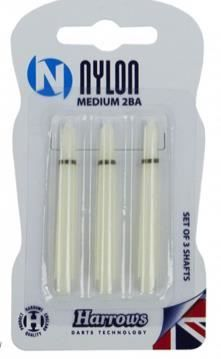 Soft Darts Schaft Nylon 2BA medium