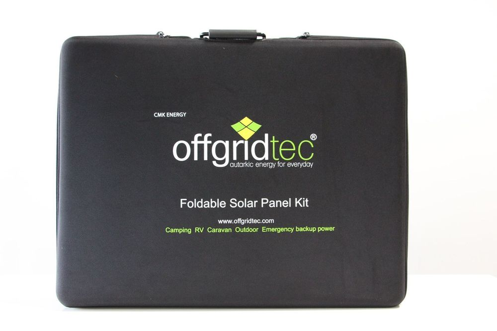 Offgrid-Tec 100W Solarkoffer