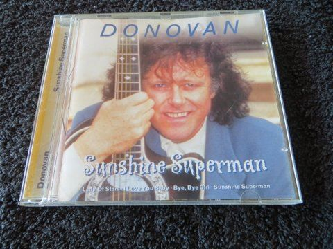 CD *** Donovan - Sunshine Superman