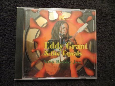 CD *** Eddy Grant & the Equals - Viva
