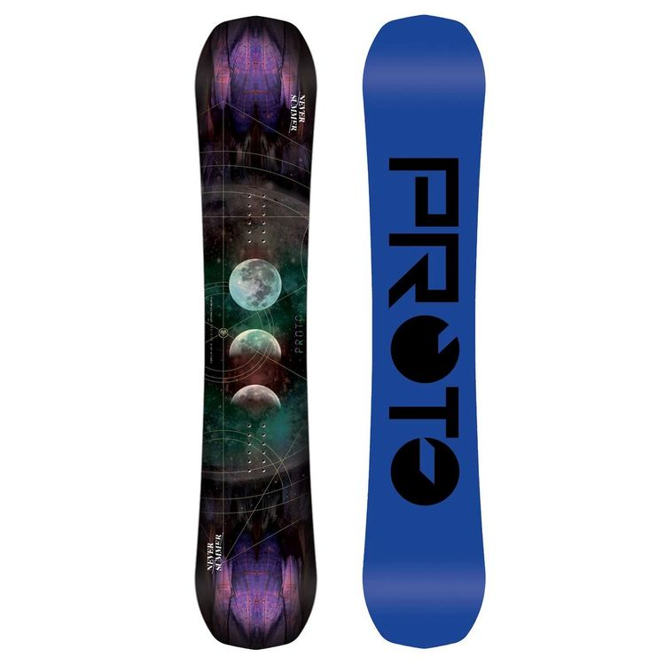 Never Summer Testboard Womens Proto Type