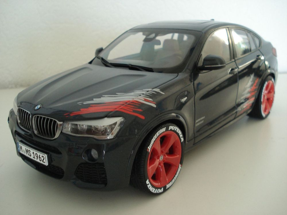 BMW X4 XDRIVE 35D 1:18 PARAGON