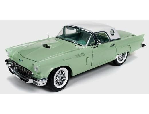 1957 FORD THUNDERBIRD 1:18 AUTOWORLD