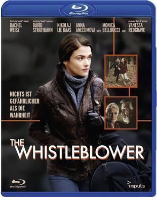 The Whistleblower (Blu-Ray)