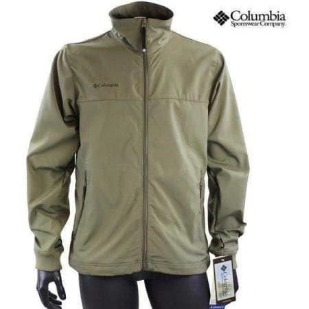 Columbia veste softshell fonctionnelle/S