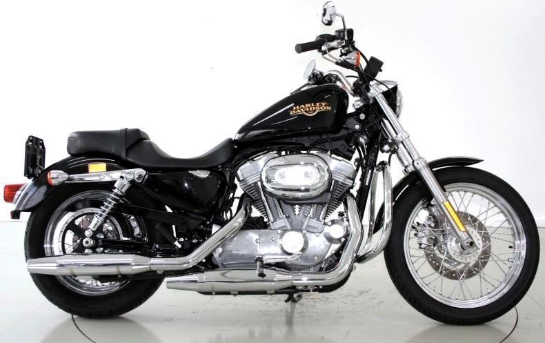 HARLEY-DAVIDSON XL 883 L Sportster Low Injection