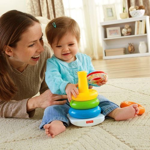 Fisher Price Farbring Pyramide, +6M