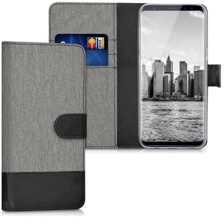 Wallet Cover Galaxy S8 Plus Case Hülle