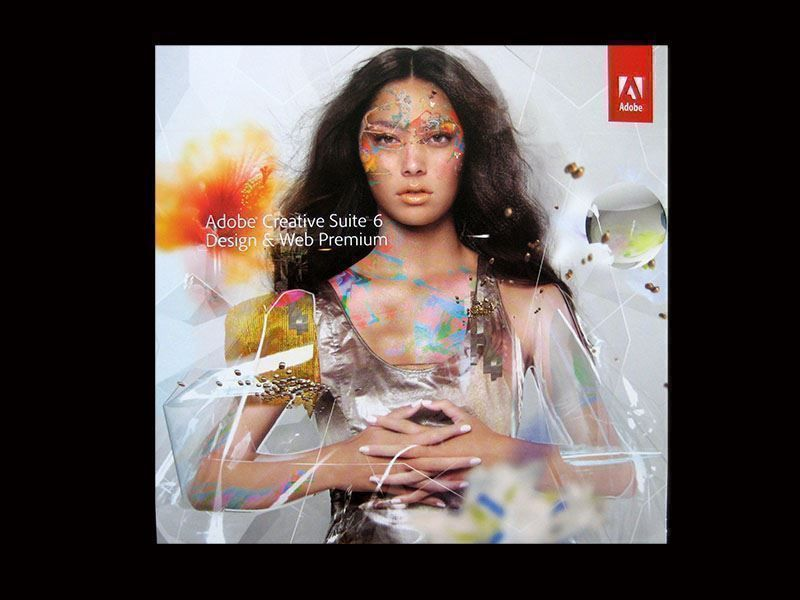 Adobe CS6 Design & Web Premium für MAC