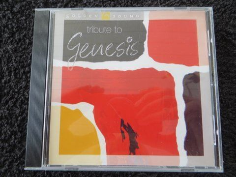 CD *** Genesis - Tribute to