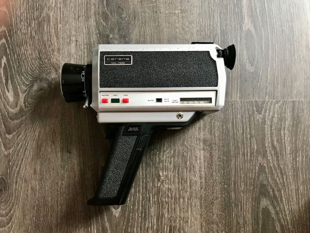 Carena Super 8 Kamera