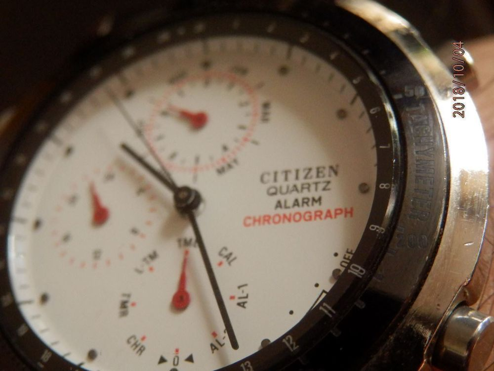 Citizen homme multifomctions