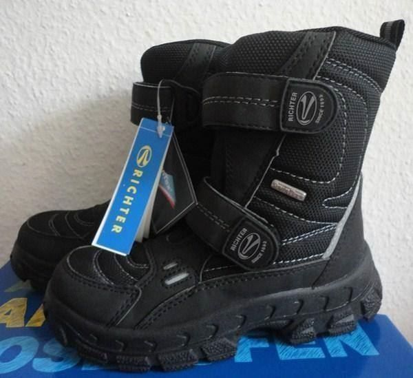 Richter Winter Stiefel Gore Tex 32 NEU