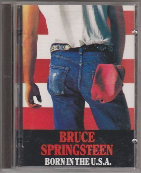 MINI DISC Bruce Springsteen Born in THE