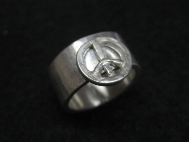 elepsos Ring Peace D 17.4mm