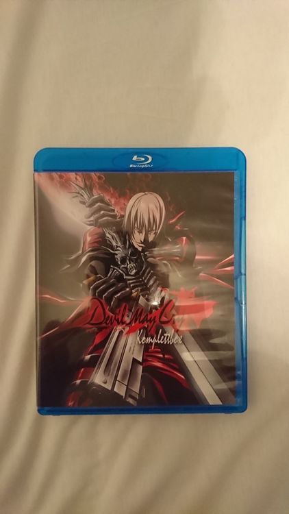 Devil May Cry Komplettbox - Blu-ray