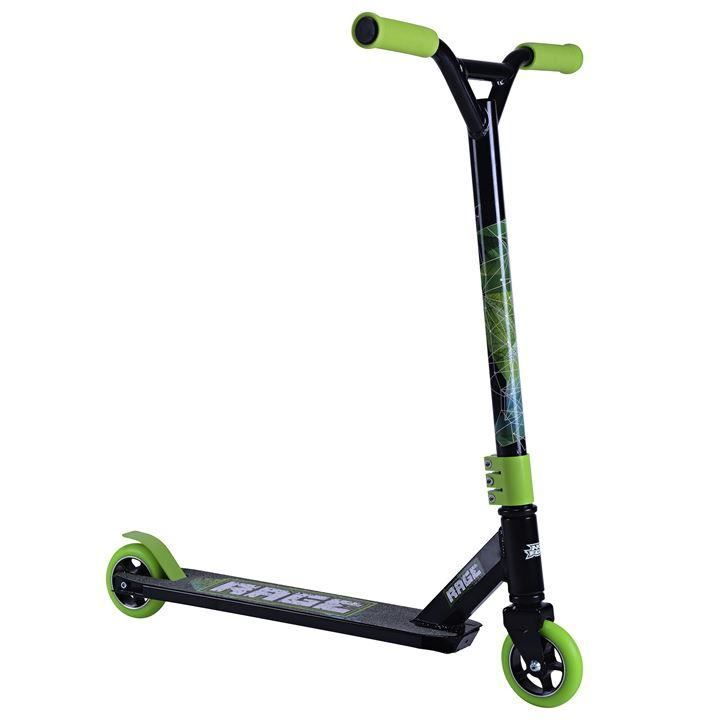No Fear Rage Stunt Scooter