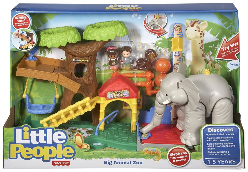 Fisher Price Little People Maxi - Tierwe