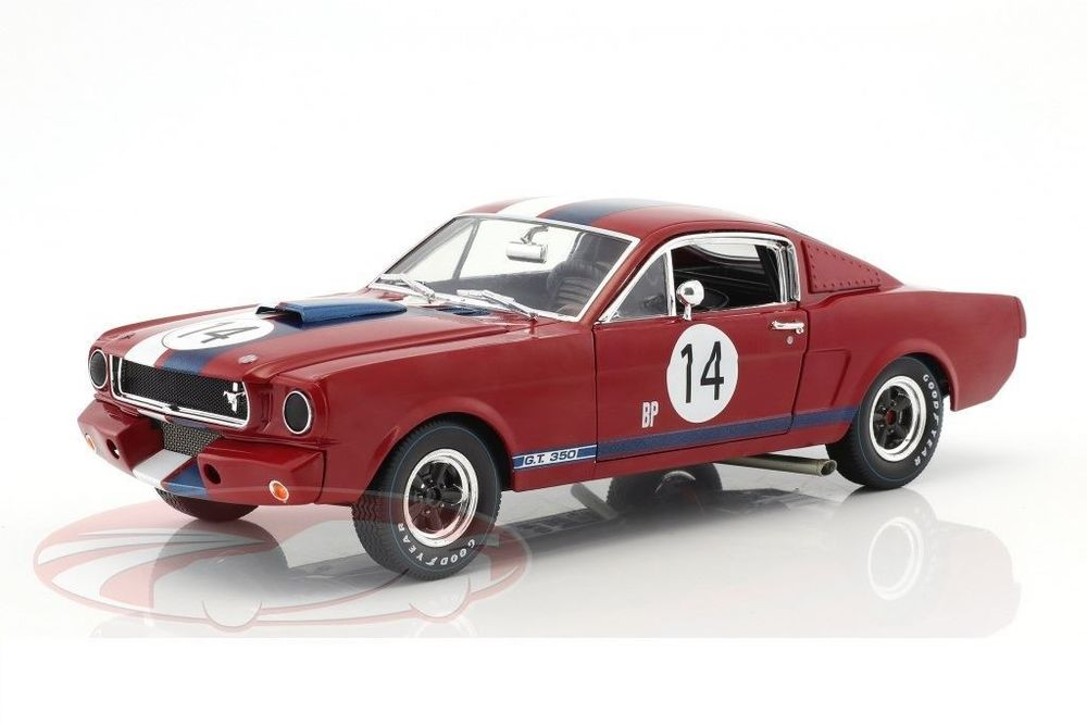 FORD Shelby GT350R #14 1965 1:18