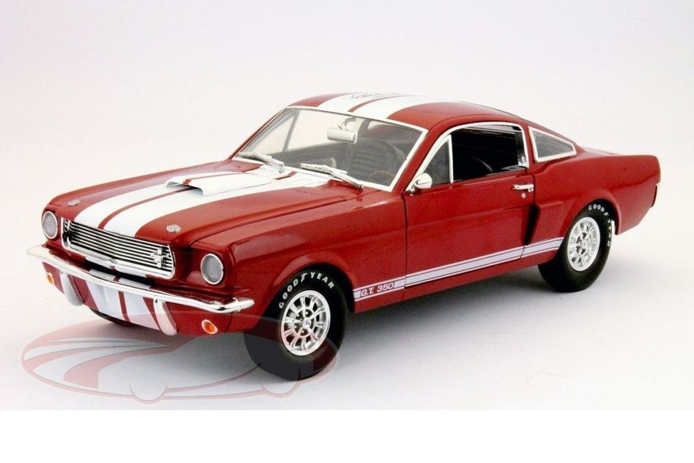 FORD Mustang Shelby GT350 1966 1:18