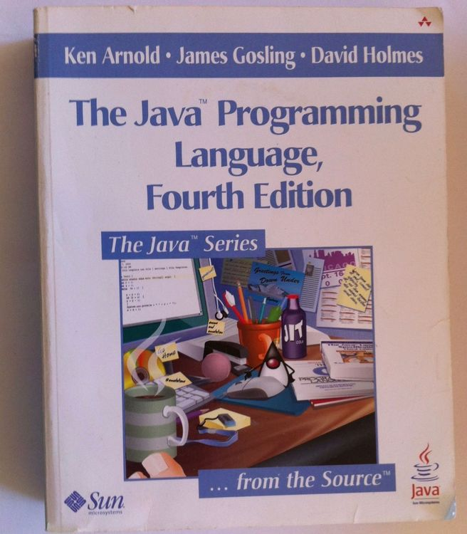 «The Java Programming Language»