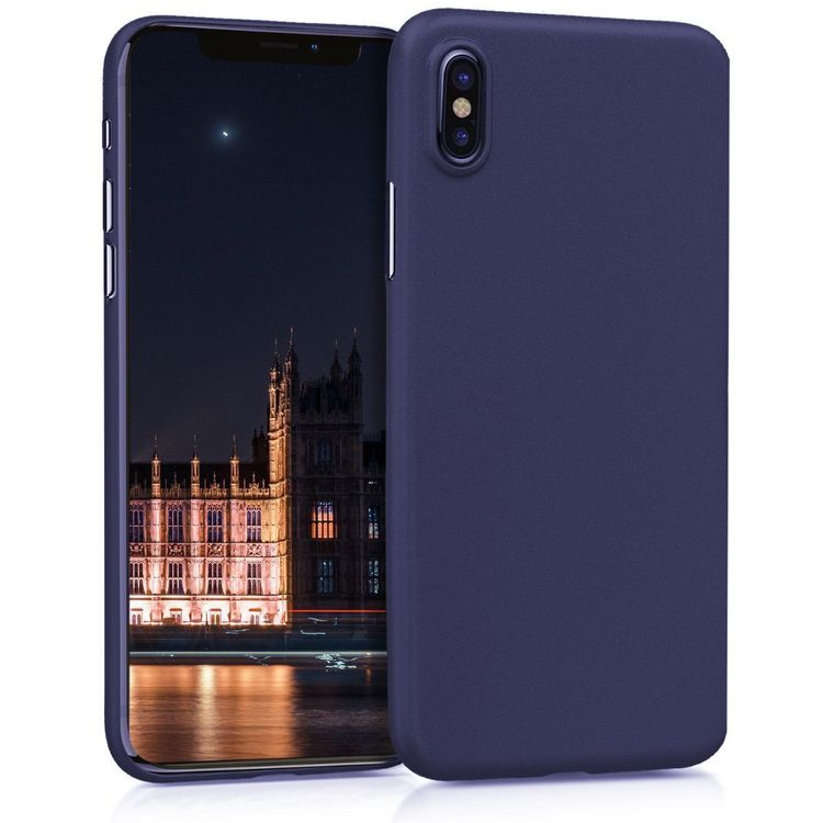 Silikon Case iPhone XS Max Hülle Cover