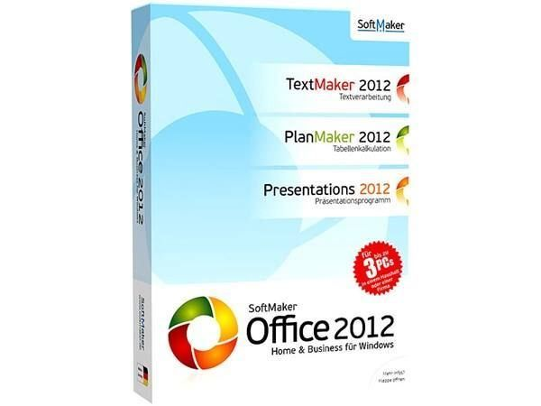 SoftMaker Office Home & Business 3 PCs