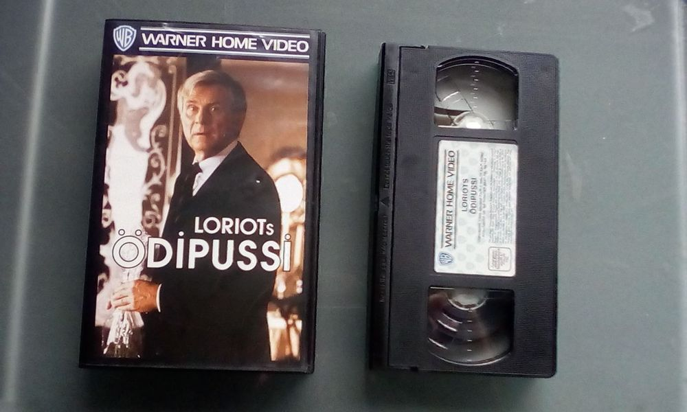 Loriot's Ödipussi (VHS)