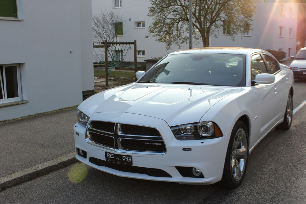 DODGE Charger RT max