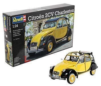 revell 07095 citroen 2cv charleston kaufen auf ricardo. Black Bedroom Furniture Sets. Home Design Ideas