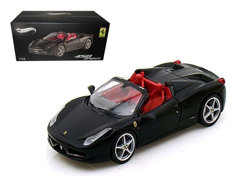 W1184 Hot Wheels Elite - Ferrari Spider