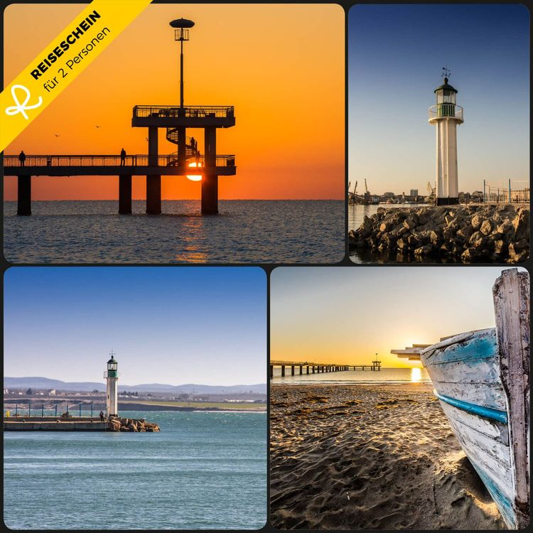 3 Tage 2P Hotel Mirage in Burgas