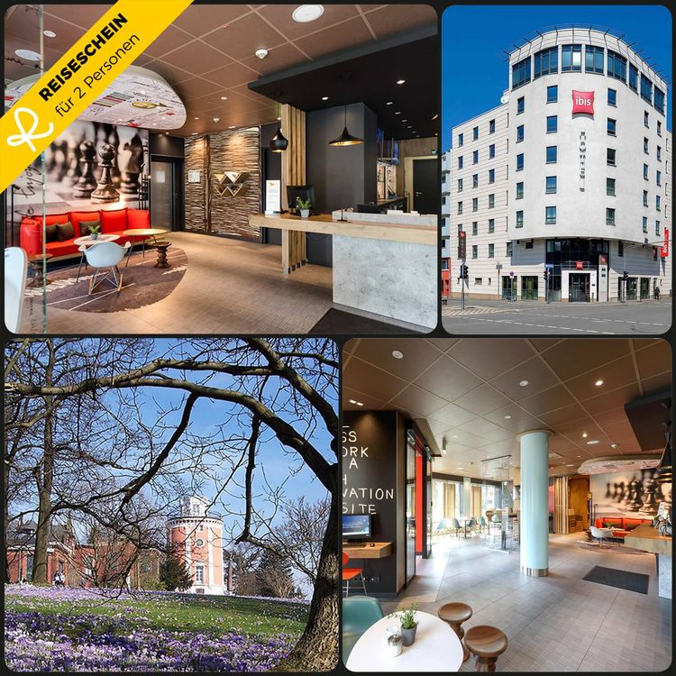 4 Tage 2P Hotel ibis Wuppertal City
