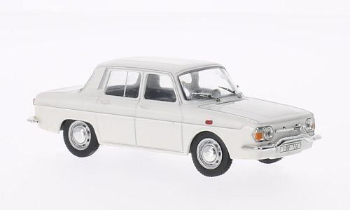 Renault 10 Phase I 1965-1967 weiss