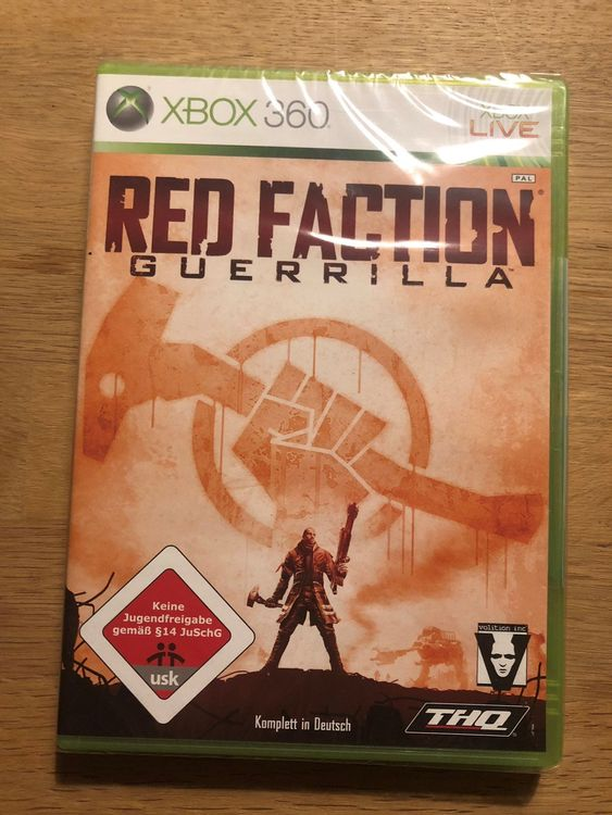 Red Faction Guerrilla für Xbox 360