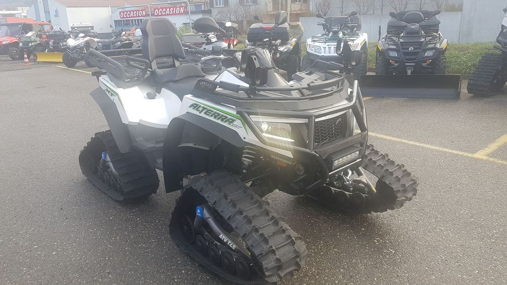 ARCTIC CAT 1000 XT 4x4