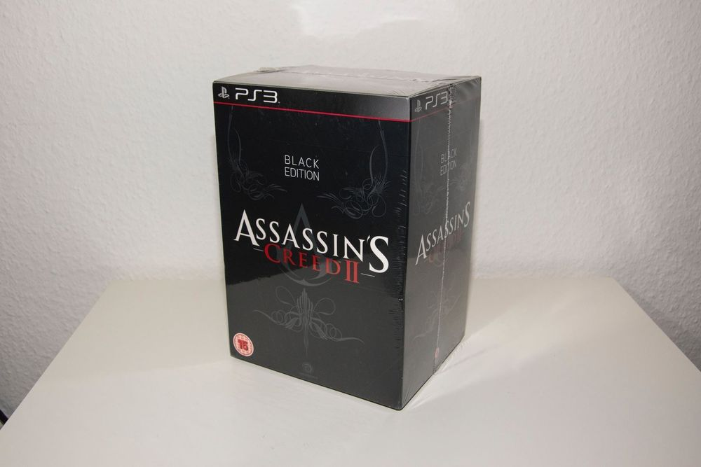 Assassin's Creed II: Black Edition PS3