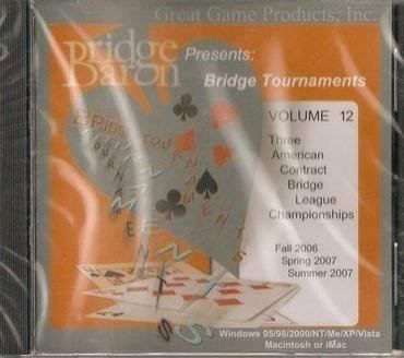BRIDGE BARON 12, Lernsoftware für Bridge