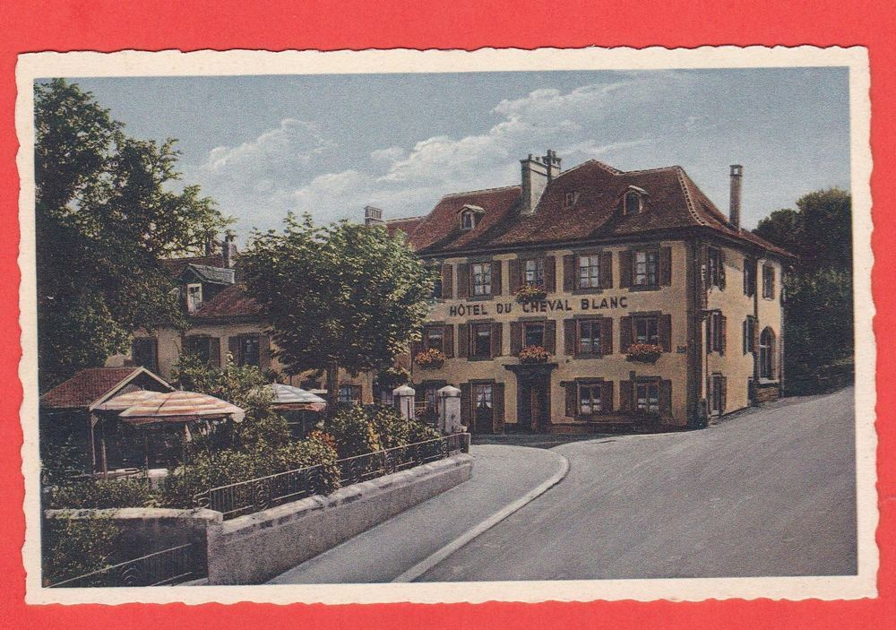 Colombier Hotel du cheval blanc