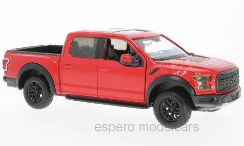 Ford F-150 XIII Rabtor seit 2017 rot /