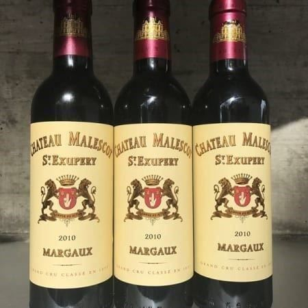 3X37,50 CL CHAT MALESCOT ST-EXUPERY 2010